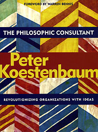 The Philosophic Consultant: Revolutionizing Organizations with Ideas Издательства: Jossey-Bass, Pfeiffer Мягкая обложка, 440 стр ISBN 0-7879-6248-1 инфо 9845b.